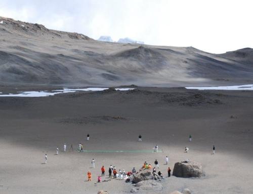 Nature Discovery Outfits World Record Setting Kili Trek