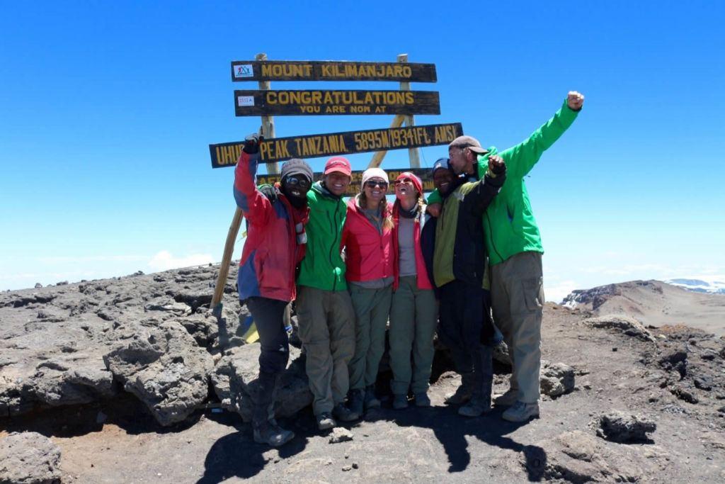 Many Kilimanjaro routes to reach the summit - Uhuru Peak