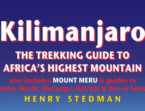 Henry Stedman Recommends Nature Discovery on Kilimanjaro