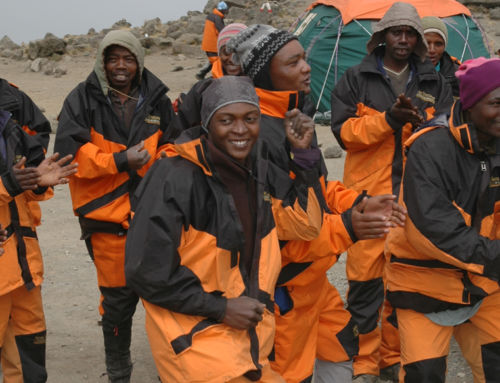 What does being a partner of the KILIMANJARO PORTERS ASSISTANCE PROJECT (KPAP) mean to us?