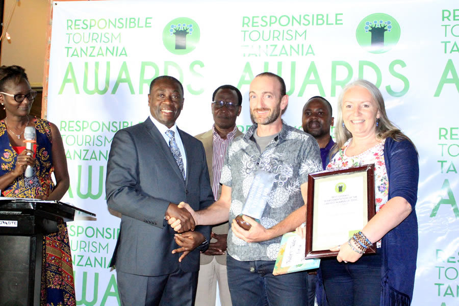 Tanzania SDG Award Winners
