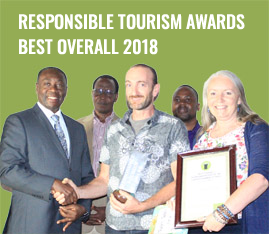 Responsible Tourism Awards 2018 - Best Overall