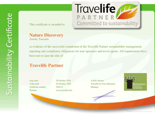 What it Means to be a Travelife Partner