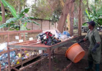 Recycling Plastic Waste in Arusha