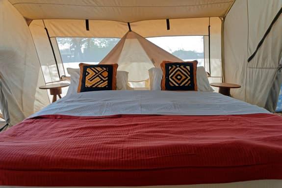 Classic Camp Interior